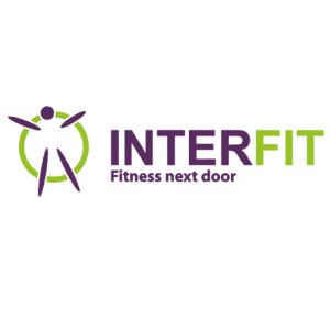 Logo INTERFIT Fitness next door