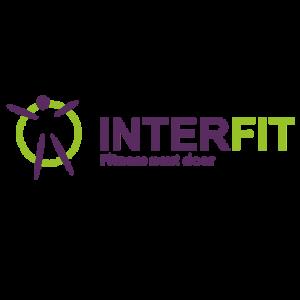 Logo INTERFIT Fitness next door